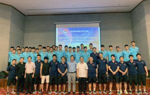 HLV Park Hang Seo gửi thư cảm ơn Bộ Văn hóa, Thể thao, Du lịch và VFF