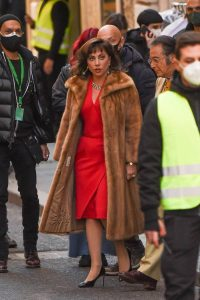 Lady Gaga là một lựa chọn không thể hoàn hảo hơn cho nhân vật Patrizia Reggiani