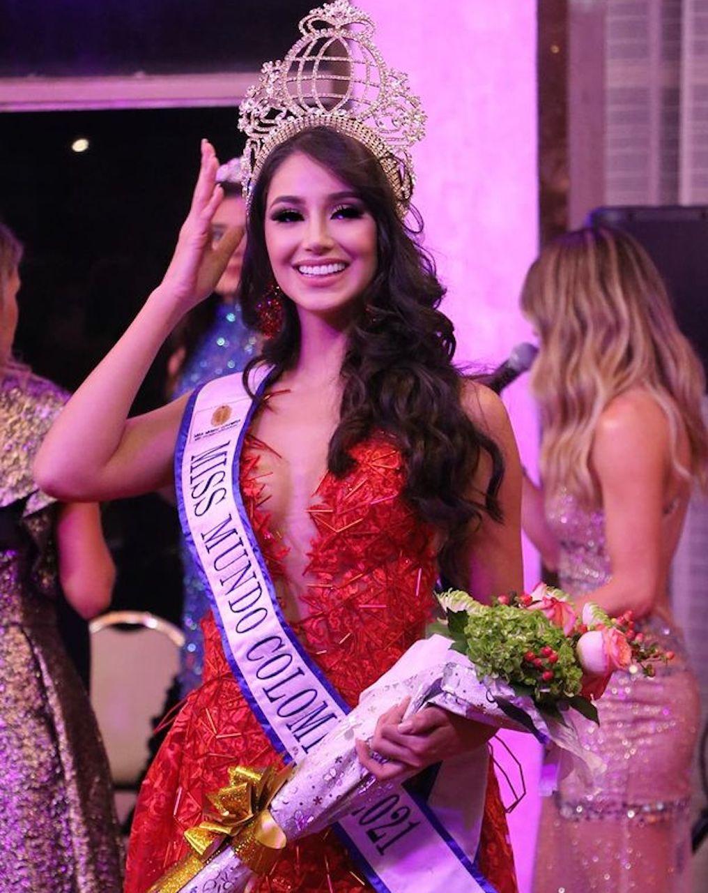 Mỹ nhân Colompia vừa đăng quang Hoa hậu Thế giới