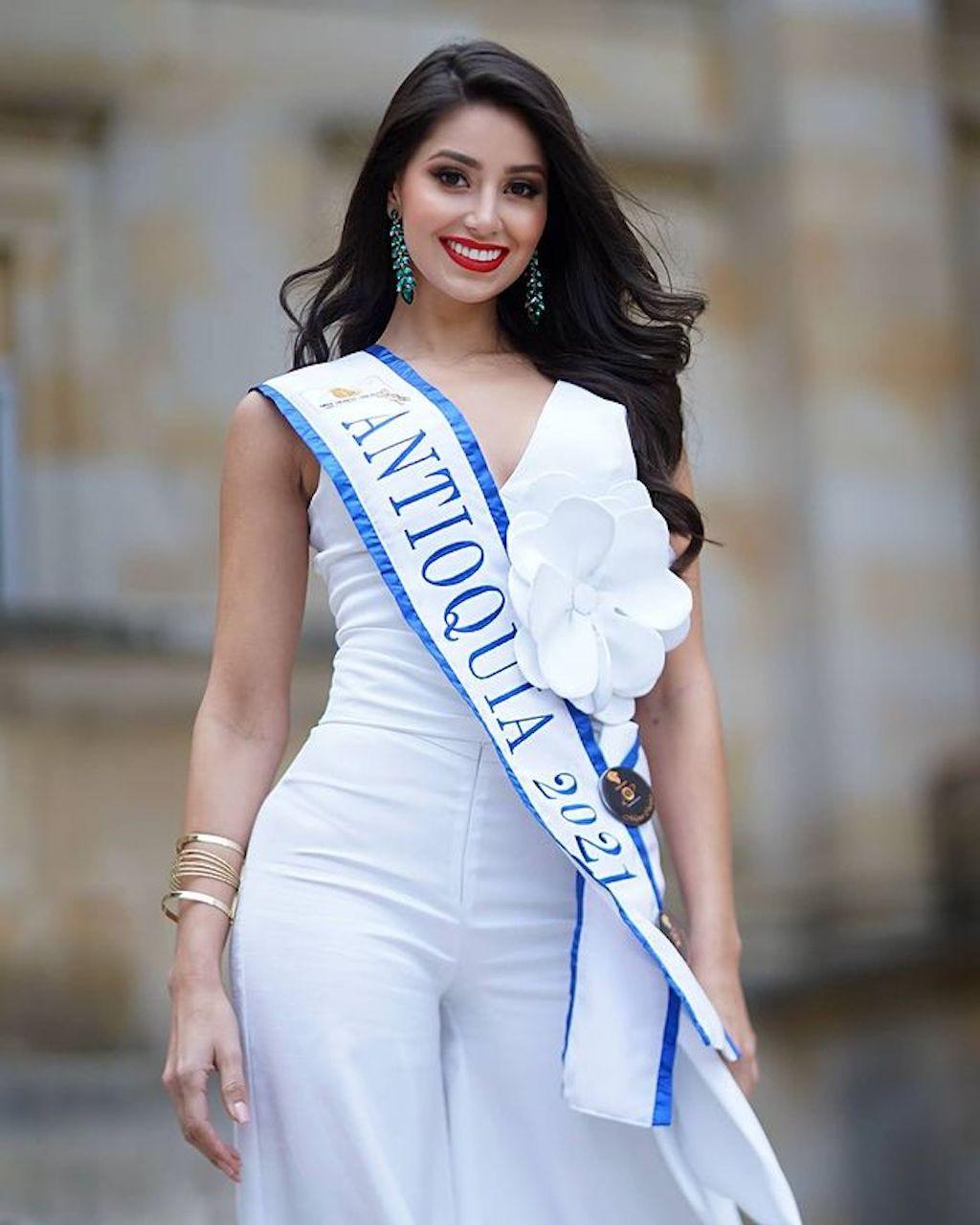 Andrea Aguilera - Tân Hoa hậu thế giới Colombia 2021