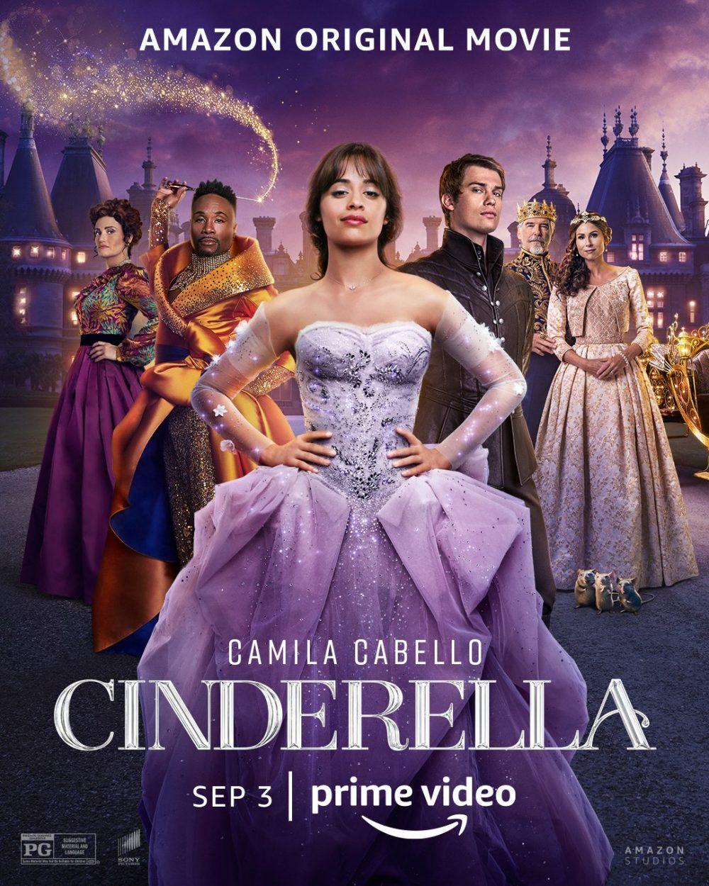 Cinderella với nội dung mới lạ hơn và thời trang hơn