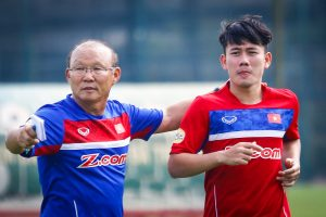Trần Minh Vương bỏ lỡ vòng loại 3 World Cup 2022