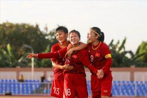 Tuyển nữ Việt Nam sang UAE tập huấn vào tháng 9 tới