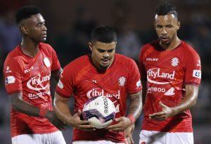 CLB TP.HCM sẽ thanh lý Junior Barros và Patrick da Silva
