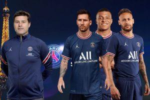 Kết hợp như thế nào khi có Messi, Mbappe và Neymar trong đội hình