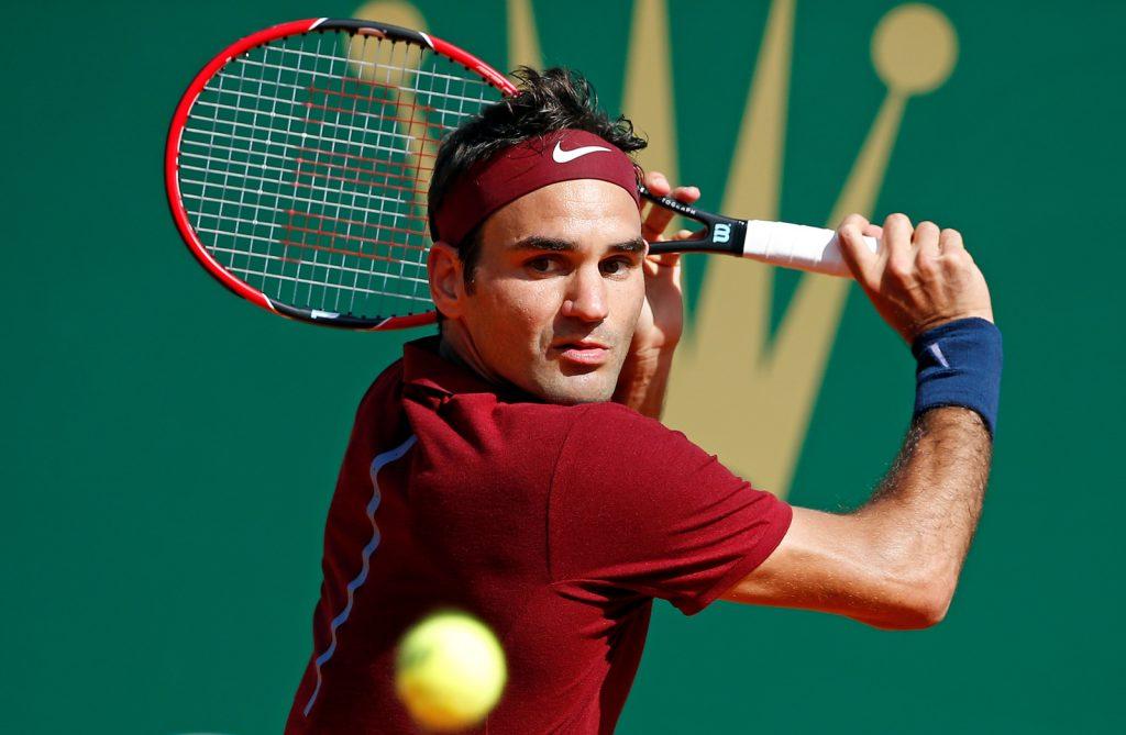 Federercó dấu hiệu tái phát trấn thương