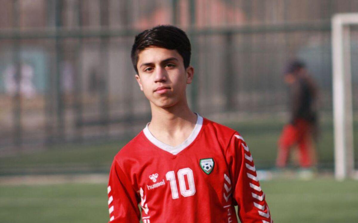 Cầu thủ Zaki Anwari đã thiệt mạng trong lúc tháo chạy khỏi Afghanistan