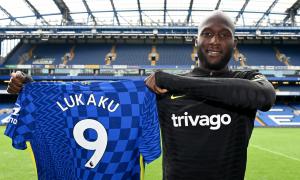 Tiền đạo Lukaku sẽ ra mắt Chelsea trong trận đấu sắp tới với Arsenal