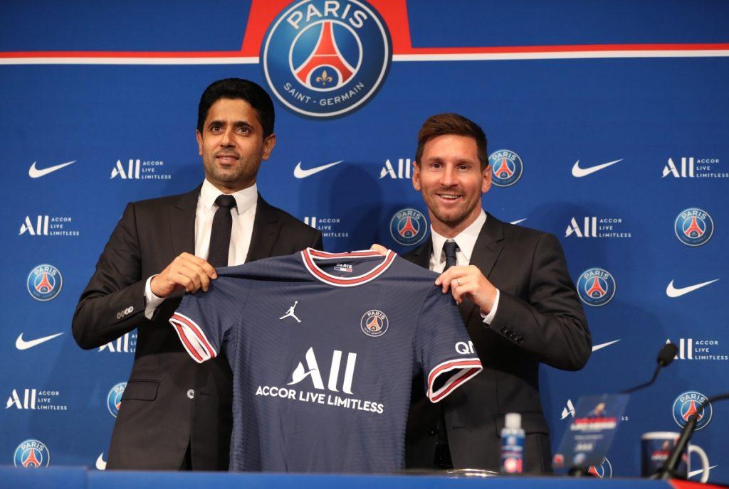 Messi sẽ ký hợp đồng 2 năm với PSG