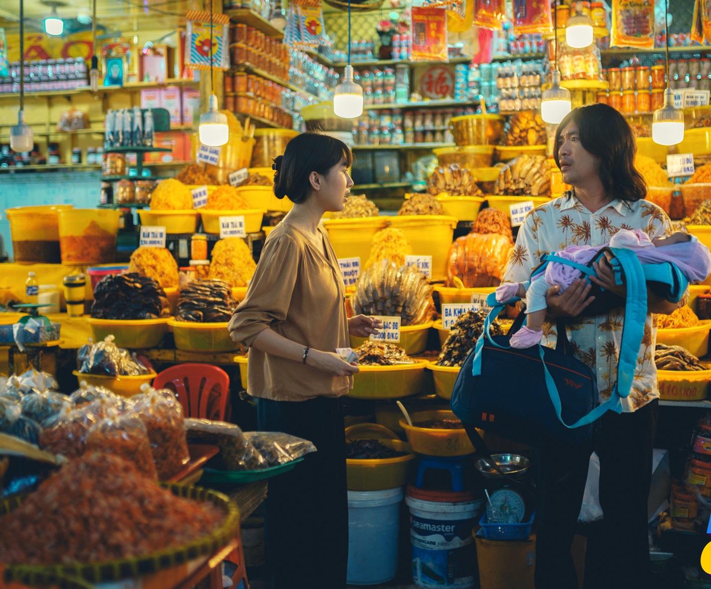 Đây là bộ phim do Thu Trang sản xuất